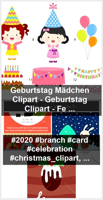Geburtstag Madchen Clipart Geburtstag Clipart Feier Clipart