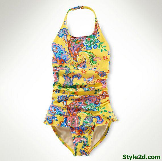 Ralph Lauren Kids Swimwear Girls img58a4ced95eafc23b9