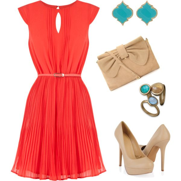 LOVE this dress from Oasis...and the shoes(from Forever21) are a must have!!