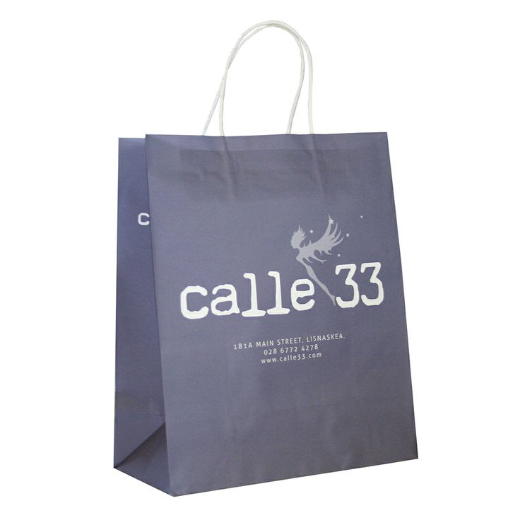 Calle 33 #Boutique #Retail #Packaging
