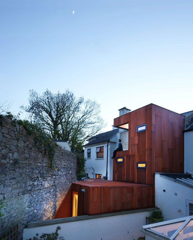 Small Spaces Architects Dublin Ireland Houses: Best 25+ Cor Ten Ideas On Pinterest
