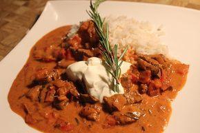 Rindergeschnetzeltes mit Paprika, ein tolles Rezept aus der Kategorie Gemüse. Bewertungen: 6. Durchschnitt: Ø 4,1.