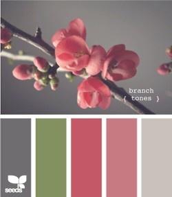{ Branch Tones } Palette.