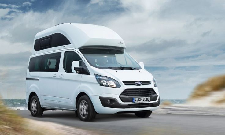 westfalia ford nugget cars and caravans pinterest caravan news and salons. Black Bedroom Furniture Sets. Home Design Ideas