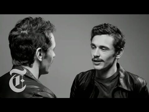 ▶ James Franco | 14 Actors Acting | The New York Times - YouTube