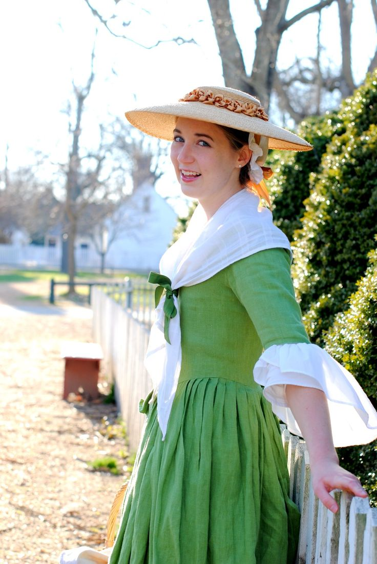 Colonial Williamsburg Dresses for Women | Colonial Williamsburg (Part 1 of 3)