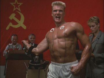 """Dolph Lungren as Ivan Drago - """"I must break you!""""Iván Drago, Rocky Iv, Ivan Drago"""