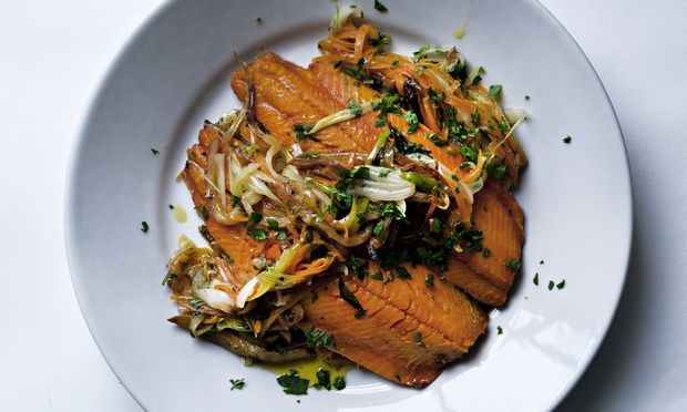 A kipper is not just for breakfast. This delicious supper dish is quick, easy and very tasty.
