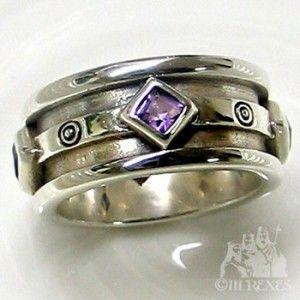 gothic wedding rings - Gothic Wedding Ring