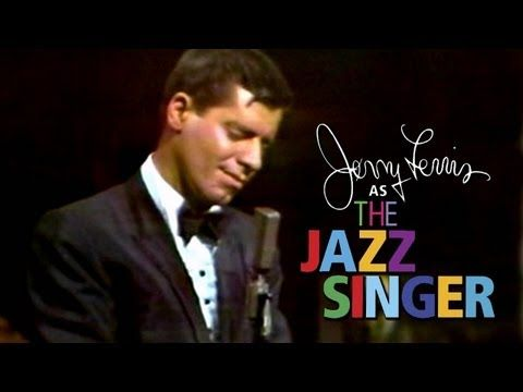 Jerry Lewis - The Jazz Singer (1959, color)