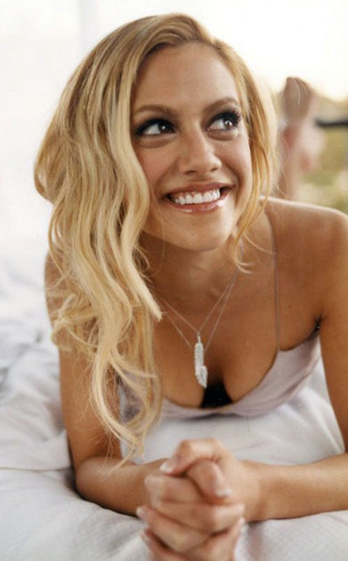 With you Brittany murphy nude look alike