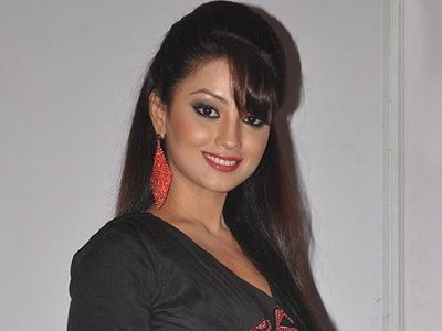Bereavemant is what scares the beautiful Adaa Khan!