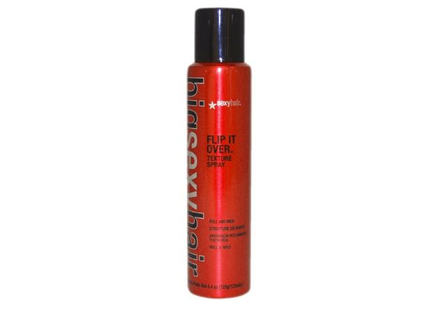 Flat Hair? I've Found the Best Products for Fine Hair: Best Volumizer Hairspray: Big Sexy Hair Flip it Over