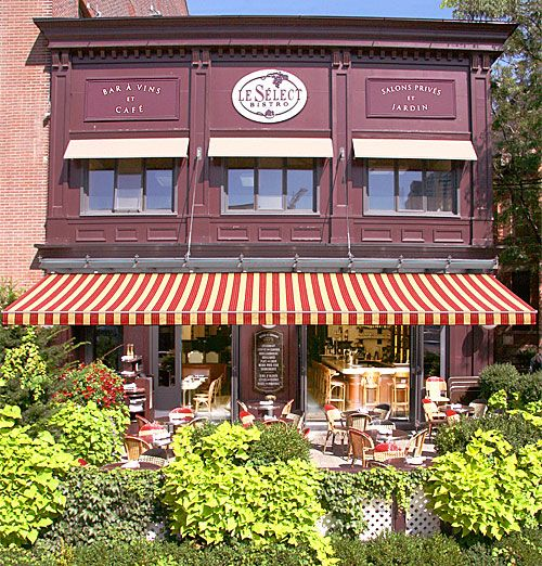 This Toronto landmark bistro is one of my favourite places, very authentic French
