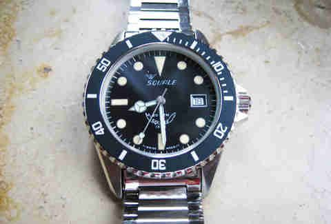 Affordable Watches Squale 1515-C