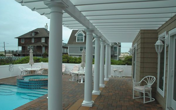 1000 images about decorative columns on pinterest posts for Round porch columns