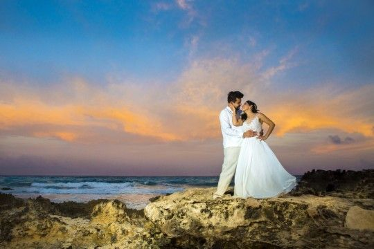 Bodas en la playa Hotel Krystal Cancun Beach Weddings Hotel Krystal Cancun