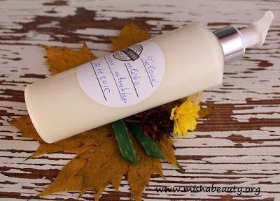 MishaBeauty - DIY kosmetika: Výživné tělové mléko - emulgace za studena