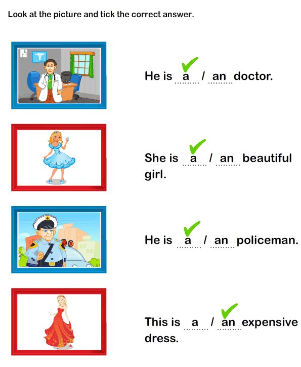1000+ images about English - a/an on Pinterest