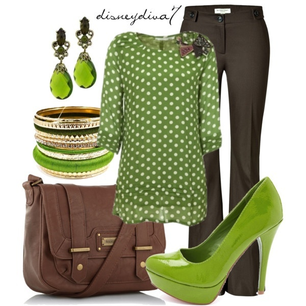 Green Apple - love for fall!
