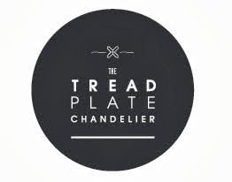 The Treadplate Chandelier: Interior Sourcing Special 10% OFF!!!!