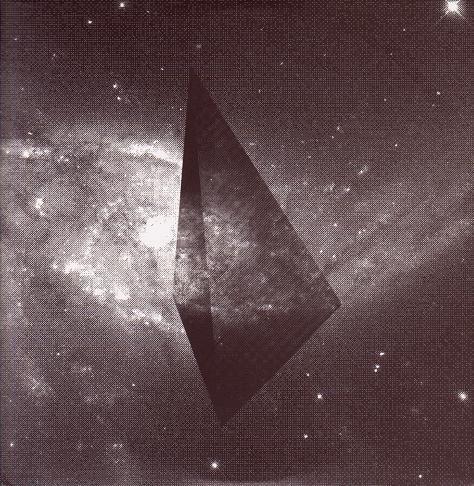 """Flying Lotus - """"Reset - EP"""" artwork"""