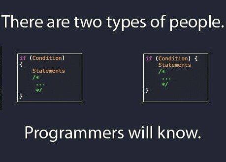 Which one is u? #unix #linux #programmer #python  #programming  #java #jacascript #apple #code #coding #coder #coders #c #swift #shell #latex #ruby #coffee #sudo #terminal #mac #macosx  #basic #perl #php #asp #html #html5 #jokes by programmer.jokes