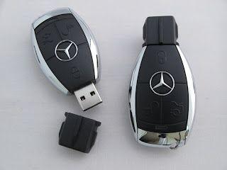 Mercedes key fob - Today Pin