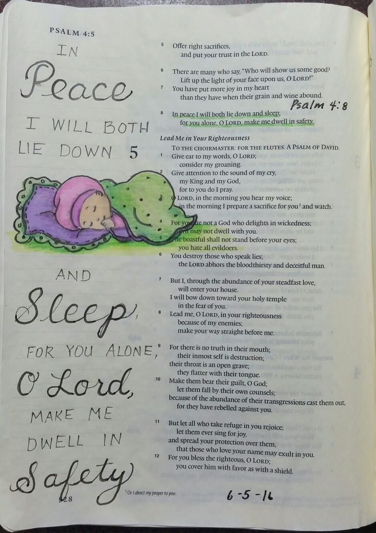 Psalm 5 NIV - Psalm 5 - For the director of music. - Bible ...