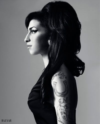 Problems? yes, but a great singer! (Amy Winehouse - valerie, back to black, do me good, get over it, you know i'm no good, fuck me pumps, tears dry on their own)
