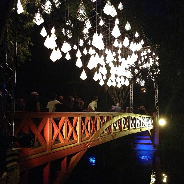 Festival of Lights - New Plymouth, New Zealand