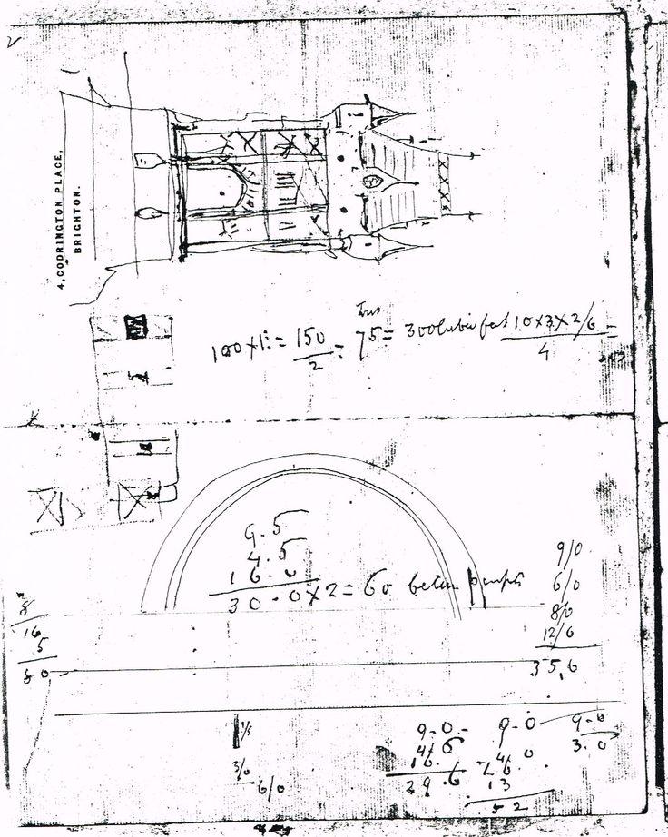 17 best Tower Bridge original design 1878 previous sketches and - new blueprint coffee watson