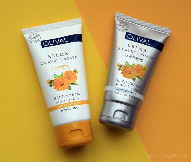 Olival hand cream