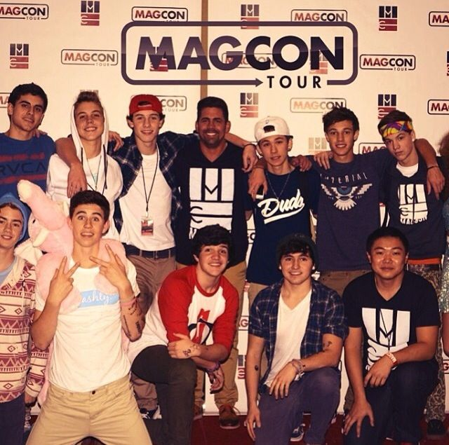 Magcon Tour 2014- i need to see them so badly!!!!!