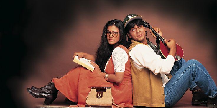 Raj and Simran!