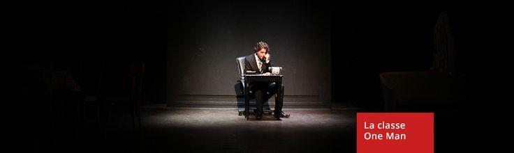 Cours Clément : Cours de théâtre pour amateur à Paris - La classe OneMan
