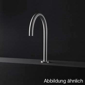 Boffi Wings RINS11/RINS12 Wasserhahn für Waschtisch H: 330 mm edelstahl satiniert
