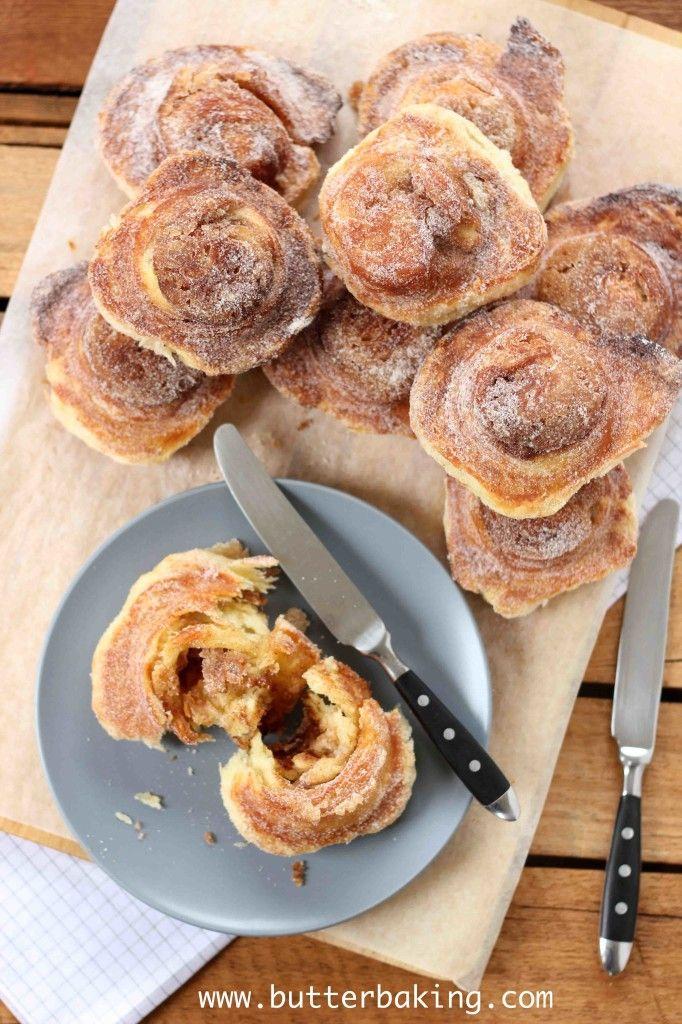 Tartine's Morning Buns | Butter Baking  #Tartine Bakery #buns #breakfast