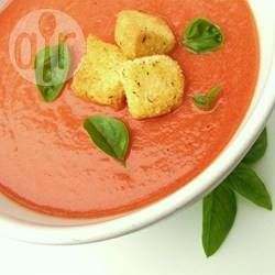 Soep van geroosterde tomaten @ allrecipes.nl