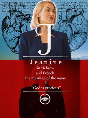 #DivergentSeries #Divergent - Jeanine Matthews