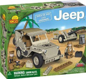 cobi small army jeep willy 39 s m38 historical replica with. Black Bedroom Furniture Sets. Home Design Ideas