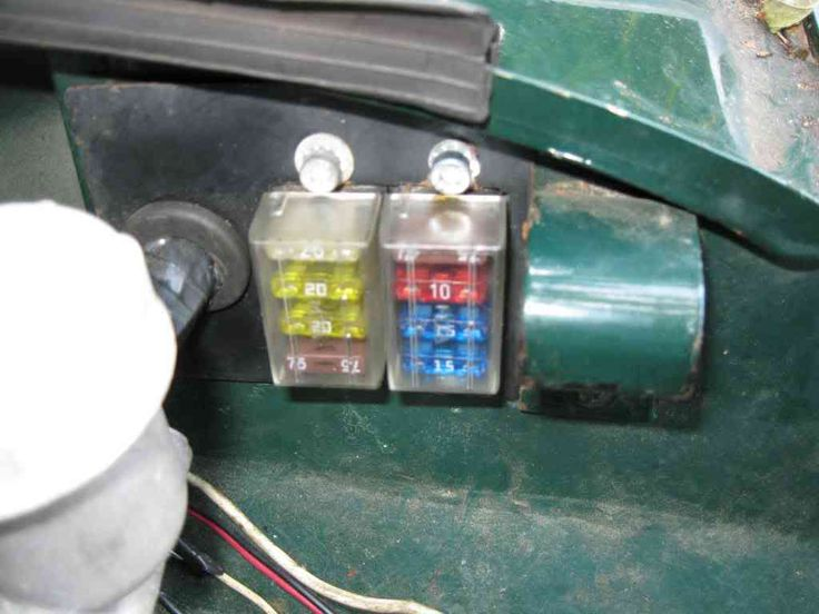 Best images about spitfire electrical fuse box
