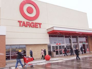 Target stores to close - The Orillia Square Mall, as part of a major renovation, welcomed Target to a 120,000 square foot space formerly occupied by Zellers two years ago.