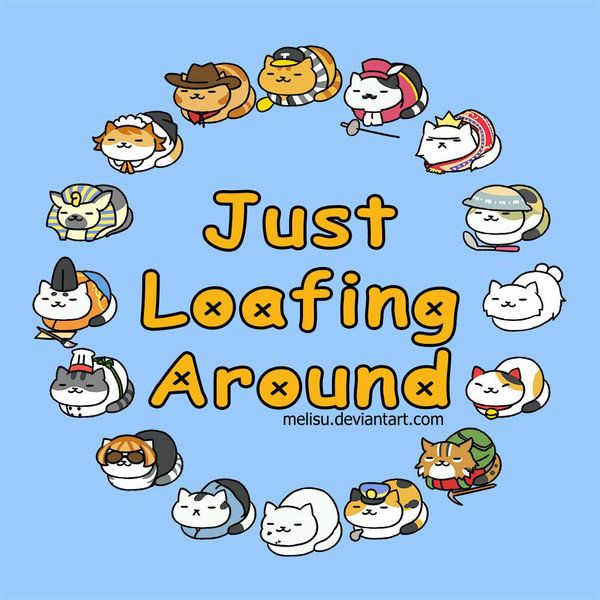Cat Loafing Meaning