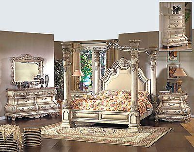 Die besten 25+ weiße Schlafzimmer Set breites Doppelbett Ideen auf
