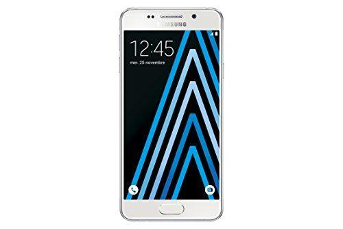 Samsung Galaxy A3 A310 Smartphone débloqué 4G (Ecran: 4,7 pouces – 16 Go – Simple Nano-SIM – Android) Blanc: 106 unité(s) de cet article…