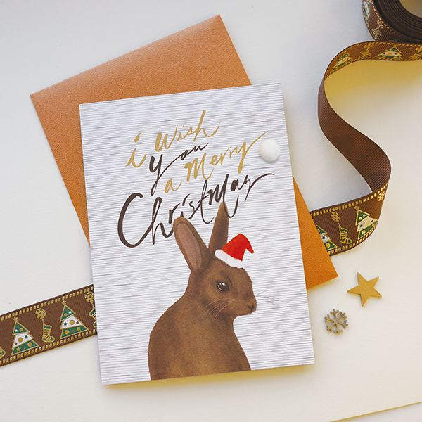 K-paper Christmas Card c15031lm