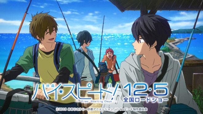 High Speed! Free! Starting Days - 3. Special Video des Anime Movie veröffentlicht - http://sumikai.com/mangaanime/high-speed-free-starting-days-3-special-video-des-anime-movie-veroeffentlicht-74457/