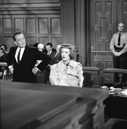 Bette Davis on Perry Mason