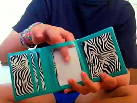 ▶ Duct Tape Tutorial Awesome Duct Tape Wallet!!! XD NEW - YouTube